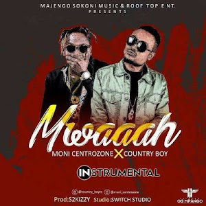 Download Mp3 | Moni Centrozone x Country Boy - Mwaa (Instrumental)