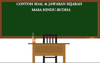 Soal Sejarah Masa Hindu-Budha dan Jawaban