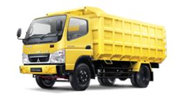 Gambar Mitsubishi Colt Diesel FE Series