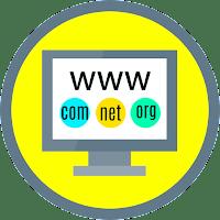 menggunakan domain my id