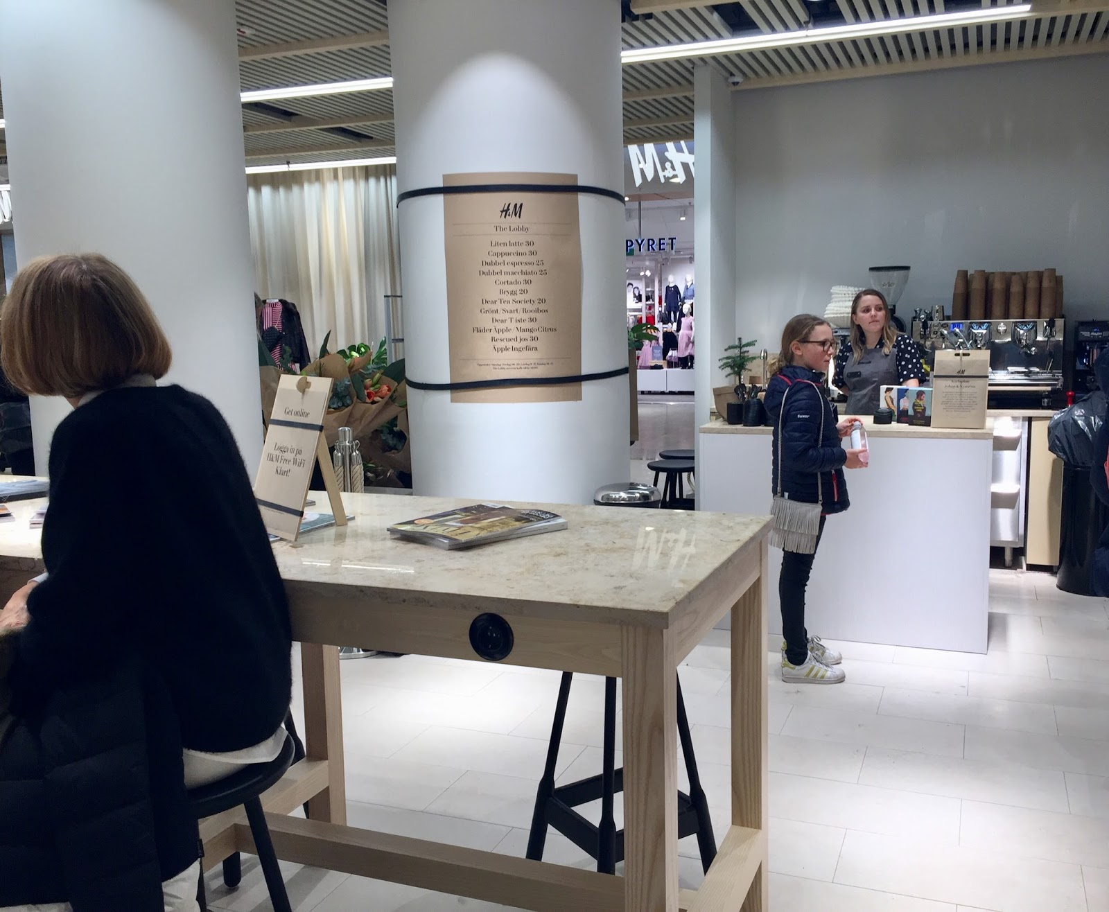 H&M in Estonia! H&M in Estonia! One of a kind glasses. Estonian designer Karl Annus makes eyeglass frames out of wood. Each pair is handcrafted to suit the client personally.