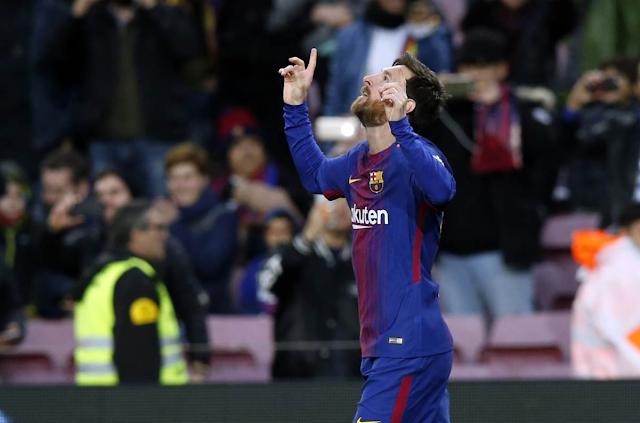 BarcaLevante , Messi