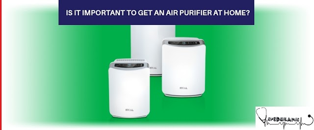 Is It Important To Get An Air Purifier At Home?