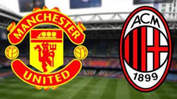 Manchester United Hadapi AC Milan di Babak 16 Besar Liga Europa