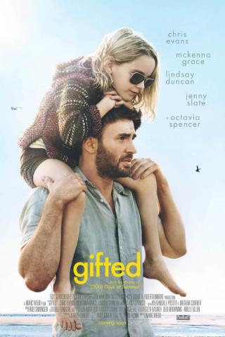 Gifted [2017] [DVD9] [NTSC] [Latino]