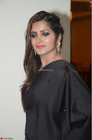 Pavani Reddy in Black Saree Sleeveless Choli ~  Exclusive 20.JPG