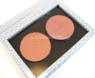 Mermaid Collection - refill Blossom Blush - Coralia (sx) e Kendra (dx)