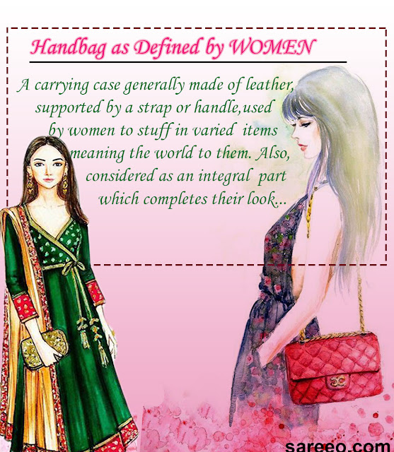 371089786 The Trendy Designer Handbags for ethnic wear to complete your style  statement.