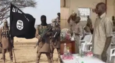 """""""Take Them To Aso Rock"""" – Borno Kicks Against 602 Boko Haram Fighters Joining The Army"""