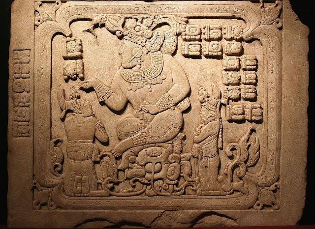 organización social política de los mayas