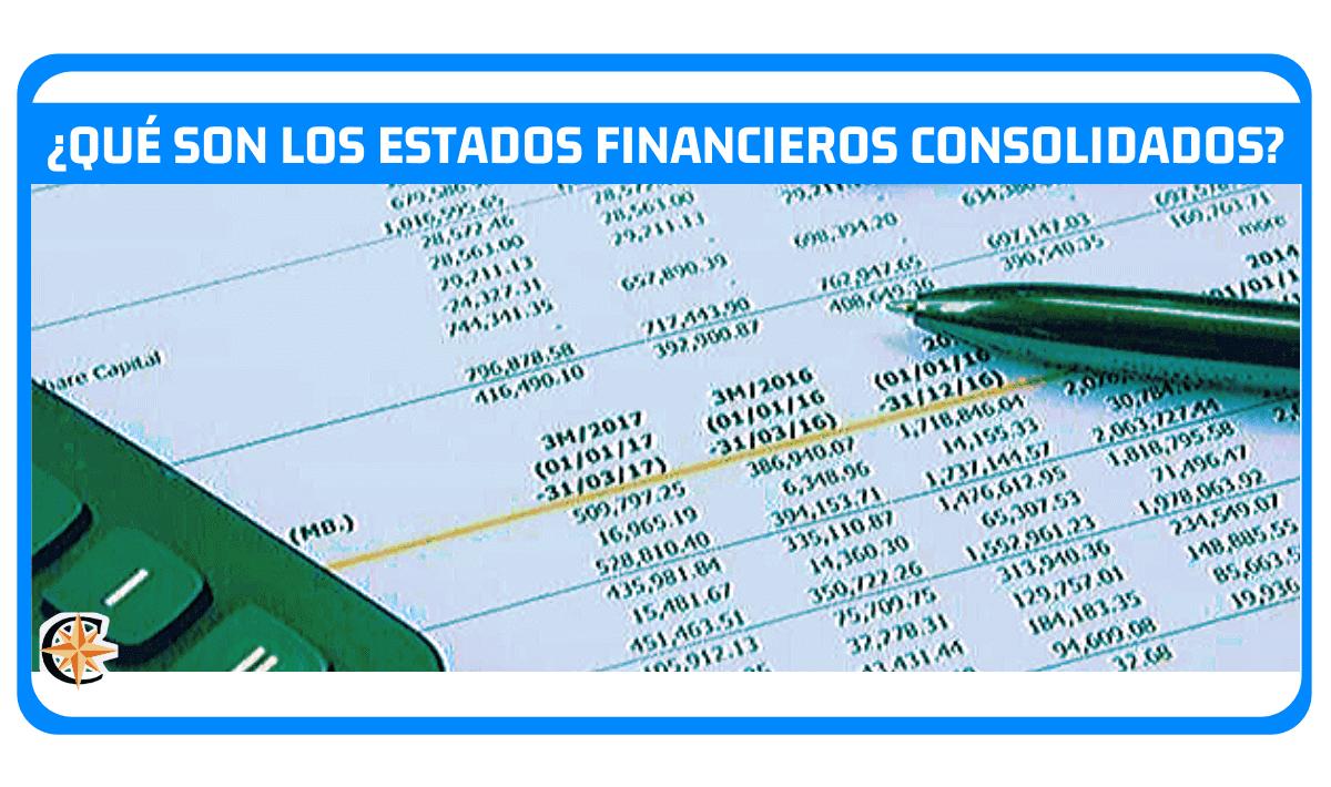 ¿Qué son los Estados Financieros Consolidados? | NIIF 10