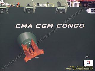 CMA CGM Congo