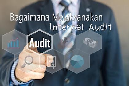 Cara Melakukan Internal Audit yang sesuai dengan ISO 17025:2017 merujuk pada ISO 19011