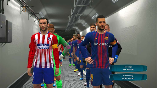 English Commentary Converted From PES 2019 For - PES 2017 - Patch