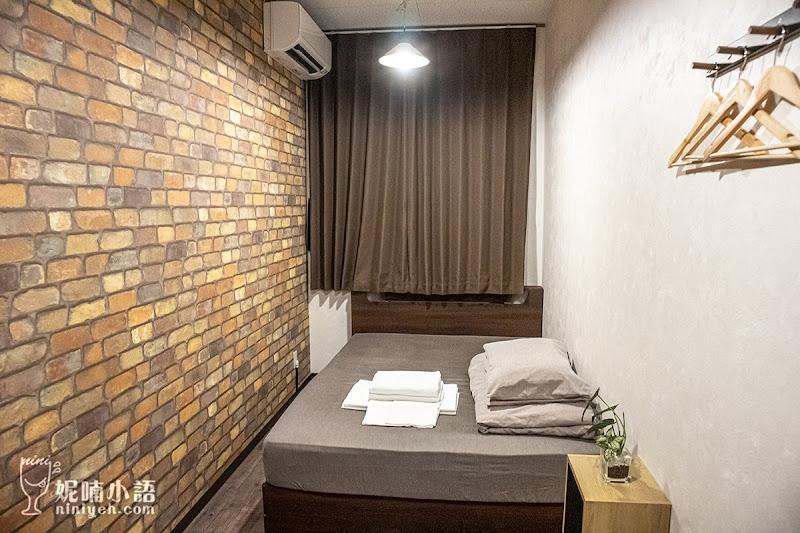 【沖繩那霸住宿推薦】My place guest house。雙人房一千有找浴室太完美