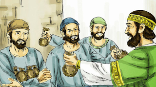 Cantos missa 33 Domingo Comum