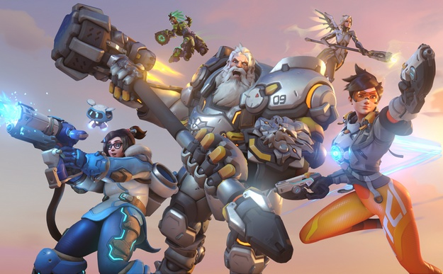 Overwatch 2 reduces the number of players - 5 to 5 will be played