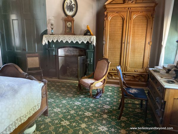 Officers Quarters at Fort Davis National Historic Site in Fort Davis, West Texas
