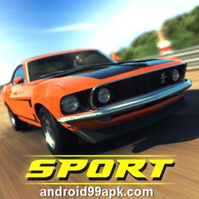 مهكرة Sport Racing mod