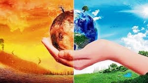 Oracion Frente A Los Cambios Del Mundo