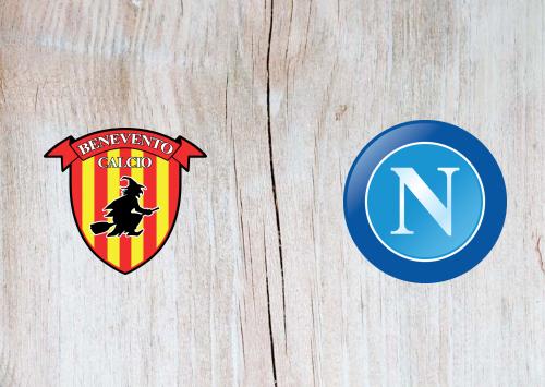 Benevento vs Napoli -Highlights 25 October 2020