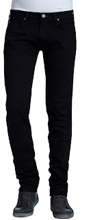 Lee Herren Jeans Luke - Slim Tapered - Clean Black
