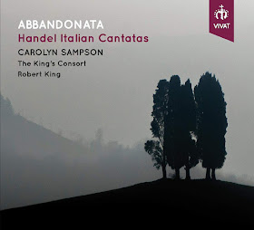 Abbandonata: Handel's Italian cantatas - Carolyn Sampson - VIVAt
