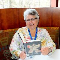 Olney Library Associate Peggy