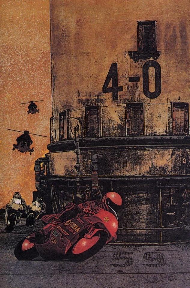 Akira Tribute - John Van Fleet