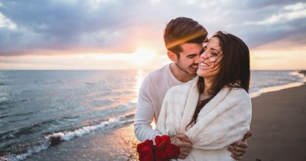 hvordan å kysse en jente uten å date henne