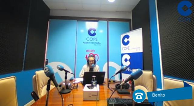 """Fuerteventura.- El CEIP Poeta Domingo Velázquez aprovecha la amenaza """"para convertirla en fortaleza"""""""