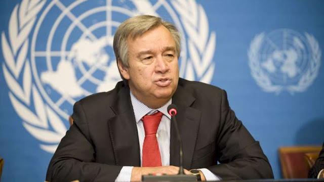 Ο ΟΗΕ θα εξετάσει το σχέδιο της Τουρκίας για μετεγκατάσταση Σύρων προσφύγων στη βόρεια Συρία