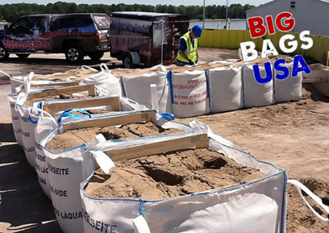 Raimo BIG Bag Dispenser - USA Distributor. Safely and easily empty bulk bags. • Easy to operate and easy to move from bag to bag • Improves safety in the handling of big bags • Quality construction, lasts for years, spare parts available.