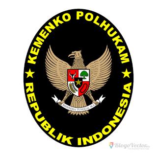 Kemenko Polhukam Logo vector (.cdr)