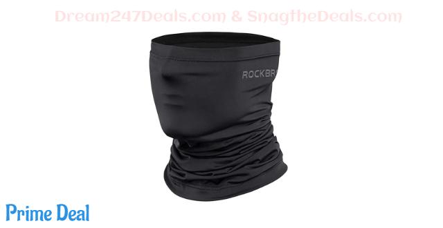 50%OFF Balaclava Face Mask, Cool-Feeling Bandana Magic Scarf, Neck Gaiter Unisex