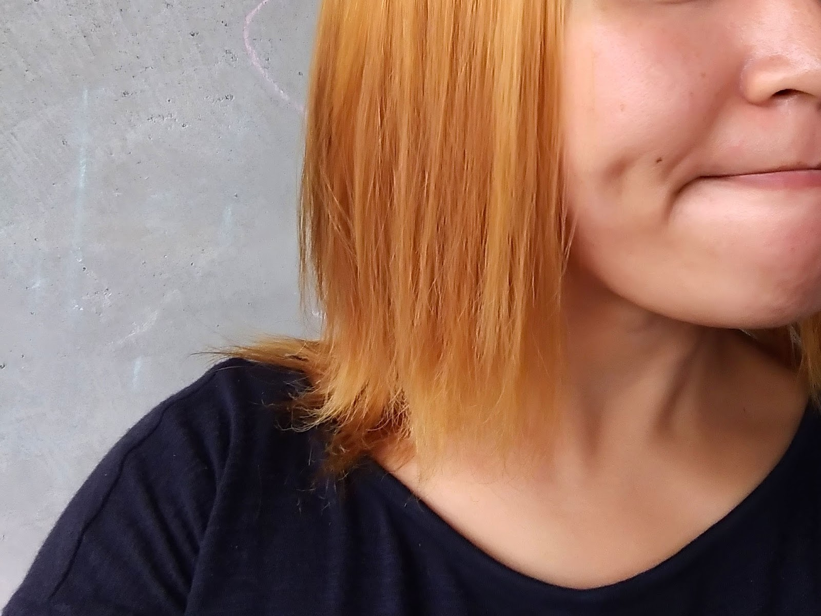 Piaya Diary Blonde Hair Gone Wrong Dealing With Orange Or Yellow