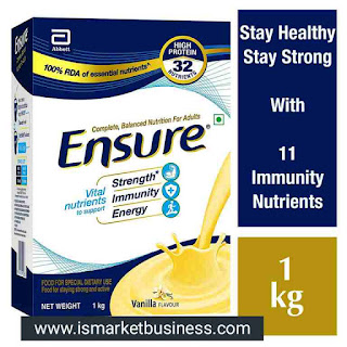 Ensure completely balanced nutrition drink