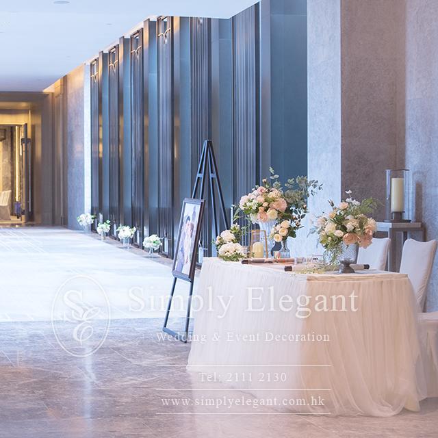 The St. Regis Hong Kong,香港瑞吉酒店,Wedding,Decoration,婚禮,佈置