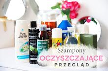 Szampony oczyszczające: 10 szamponów, które dokładnie umyją włosy i skórę głowy
