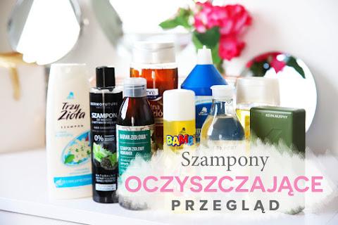 Szampony oczyszczające: 10 szamponów, które dokładnie umyją włosy i skórę głowy - czytaj dalej »