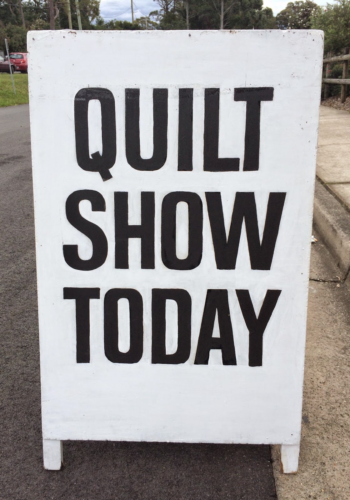 The Springwood Quilt Show 2015