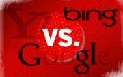 Is Google losing to Bing