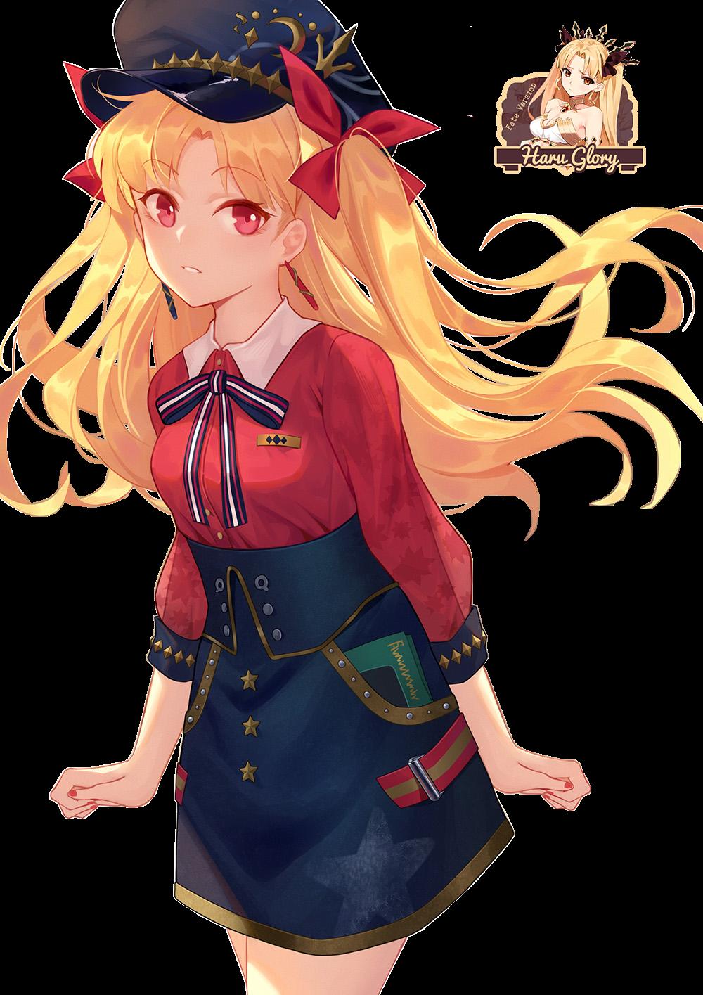 Tohsaka Rin 490 (Ereshkigal)