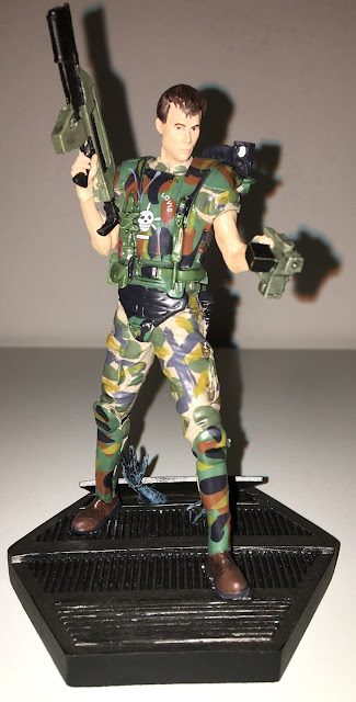 Issue 8 Private William Hudson Figurine