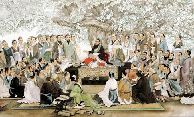 Ý thức chính trị trong tư tưởng của Khổng Tử với việc hình thành ý thức chính trị của con người Việt Nam hiện nay