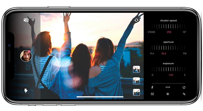 Приложение Alice Camera для смартфона