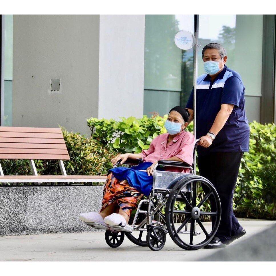 Dua Keistimewaan Meninggalnya Ani Yudhoyono