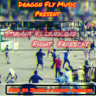 [Music] Student Vs Landlord Fight - Jonnel d Wicked Producer