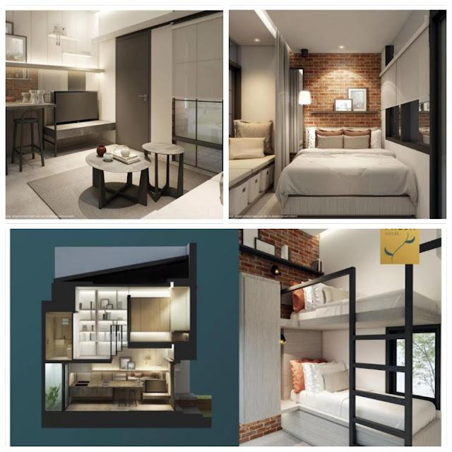 interior freja house bsd city