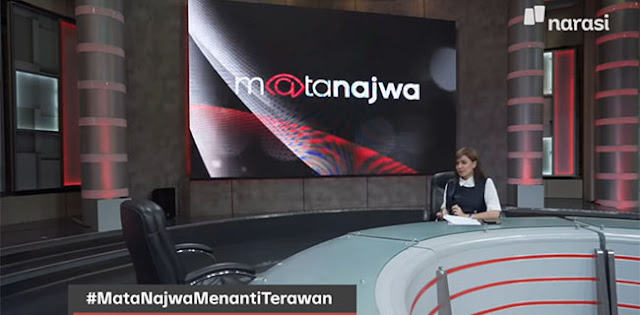 Najwa Shihab Wawancara Kursi Kosong Terawan, Adhie Massardi: Fenomenal, Karya Jurnalistik Terbaik